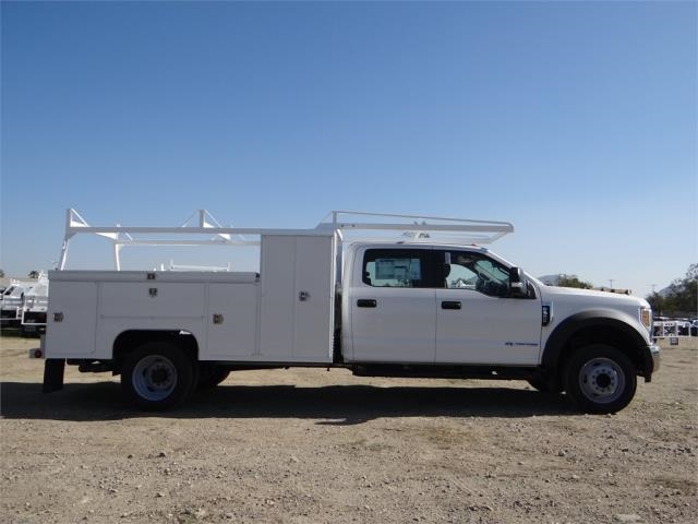 2017 F-550 Crew Cab DRW 4x2,  Scelzi Welder Body #FH6395 - photo 5