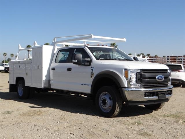 2017 F-550 Crew Cab DRW 4x2,  Scelzi Welder Body #FH6395 - photo 6