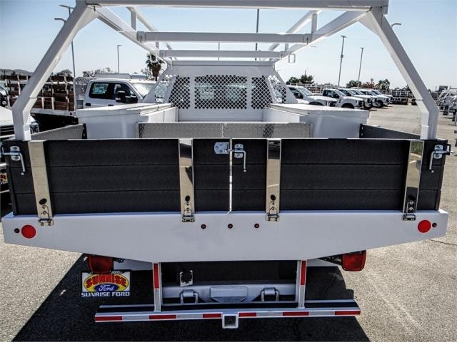 2017 F-450 Regular Cab DRW 4x2,  Marathon Contractor Body #FH6470DT - photo 9