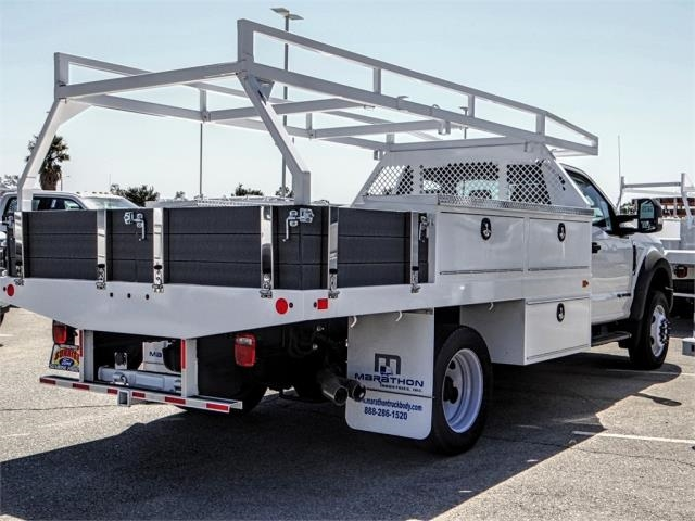 2017 F-450 Regular Cab DRW 4x2,  Marathon Contractor Body #FH6470DT - photo 4