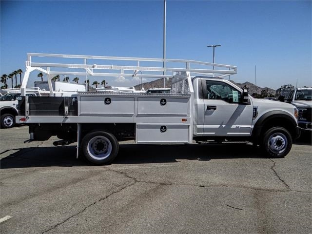 2017 F-450 Regular Cab DRW 4x2,  Marathon Contractor Body #FH6470DT - photo 5