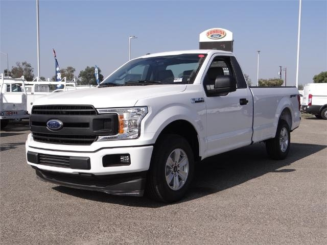 2018 F-150 Regular Cab 4x2,  Pickup #FJ0108 - photo 1