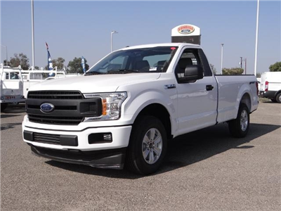 2018 F-150 Regular Cab, Pickup #FJ0108 - photo 1