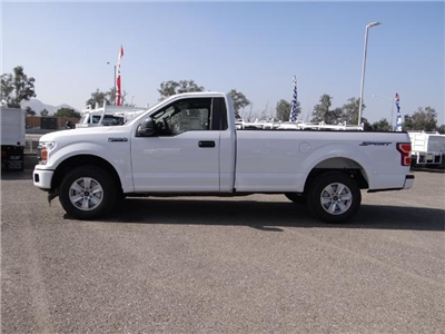 2018 F-150 Regular Cab, Pickup #FJ0108 - photo 3