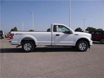 2018 F-150 Regular Cab 4x2,  Pickup #FJ0108 - photo 7