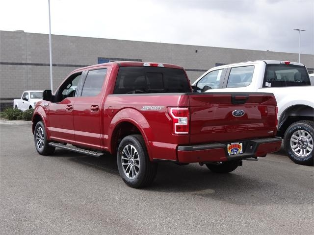 2018 F-150 SuperCrew Cab, Pickup #FJ0152DT - photo 2