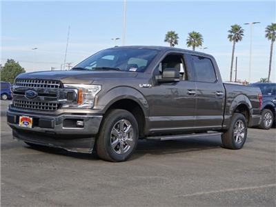 2018 F-150 Crew Cab, Pickup #FJ0320 - photo 1