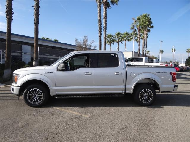 2018 F-150 Crew Cab, Pickup #FJ0471 - photo 3