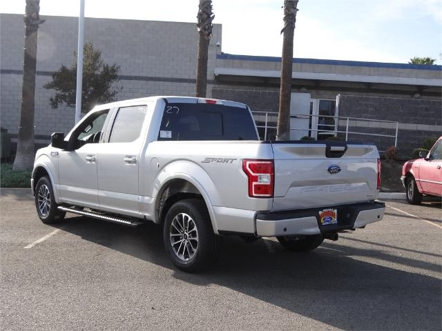 2018 F-150 SuperCrew Cab, Pickup #FJ0471 - photo 2