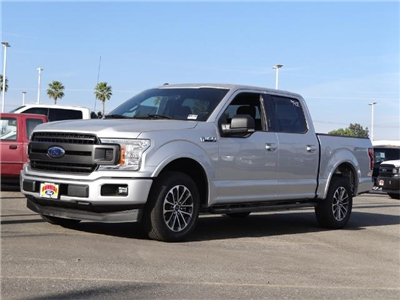 2018 F-150 Crew Cab, Pickup #FJ0471 - photo 1