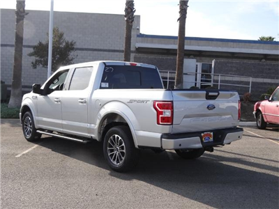2018 F-150 Crew Cab, Pickup #FJ0471 - photo 2