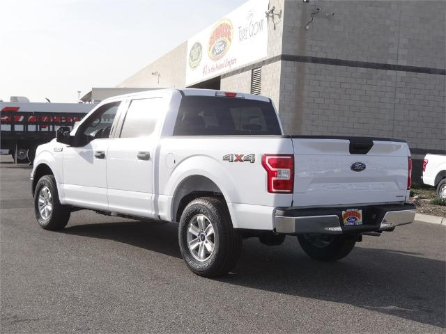 2018 F-150 SuperCrew Cab 4x4, Pickup #FJ0472 - photo 2