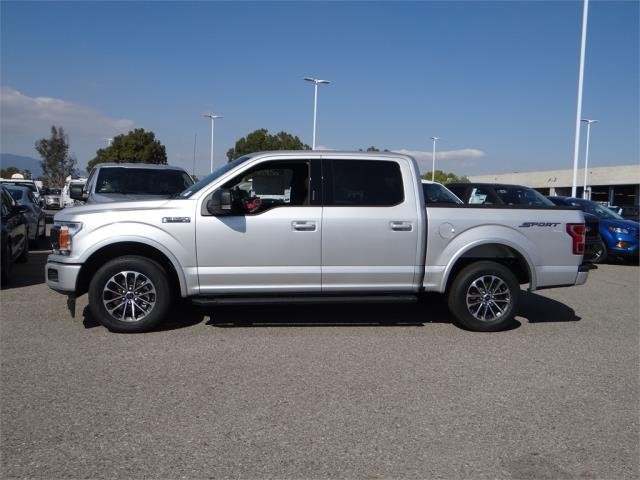 2018 F-150 SuperCrew Cab 4x2,  Pickup #FJ0586 - photo 3