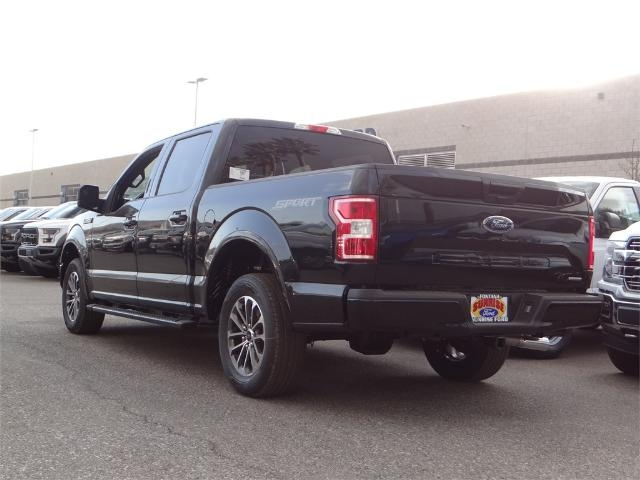 2018 F-150 SuperCrew Cab 4x2,  Pickup #FJ0714 - photo 2