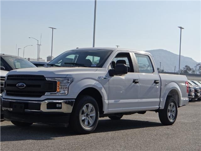 2018 F-150 SuperCrew Cab, Pickup #FJ0912 - photo 1