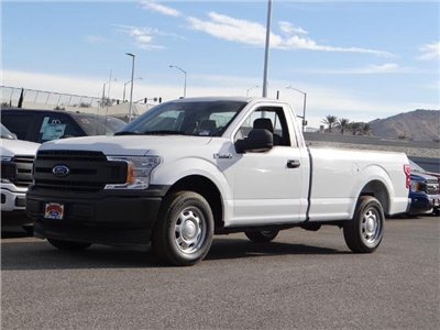 2018 F-150 Regular Cab, Pickup #FJ0914 - photo 1