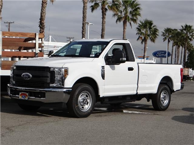 2018 F-250 Regular Cab, Pickup #FJ1036 - photo 1