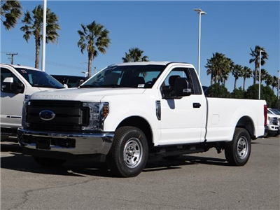 2018 F-250 Regular Cab, Pickup #FJ1320 - photo 1
