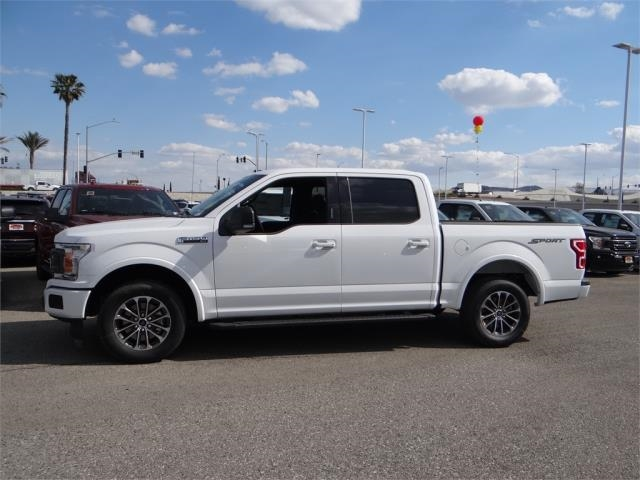 2018 F-150 SuperCrew Cab 4x2,  Pickup #FJ1352 - photo 3