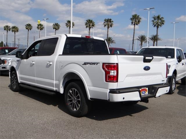 2018 F-150 SuperCrew Cab 4x2,  Pickup #FJ1352 - photo 2