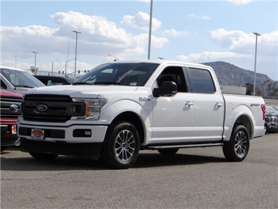 2018 F-150 SuperCrew Cab 4x2,  Pickup #FJ1352 - photo 1