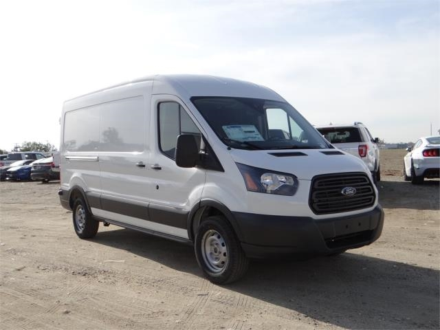 2018 Transit 250 Medium Roof, Cargo Van #FJ1396 - photo 7