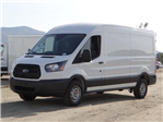 2018 Transit 250 Medium Roof, Cargo Van #FJ1396 - photo 1