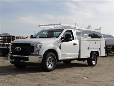 2018 F-350 Regular Cab 4x2,  Scelzi Crown Service Body #FJ1615 - photo 1
