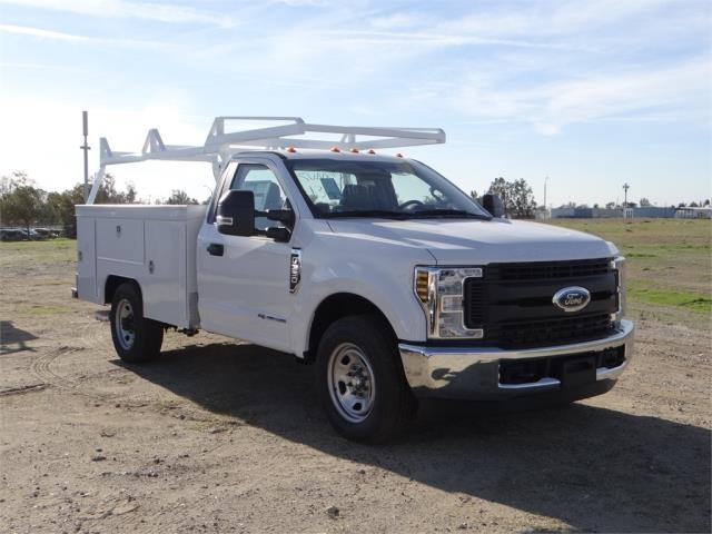 2018 F-350 Regular Cab 4x2,  Scelzi Service Body #FJ1671 - photo 6