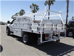 2018 F-550 Regular Cab DRW 4x2,  Scelzi Contractor Body #FJ1806 - photo 1