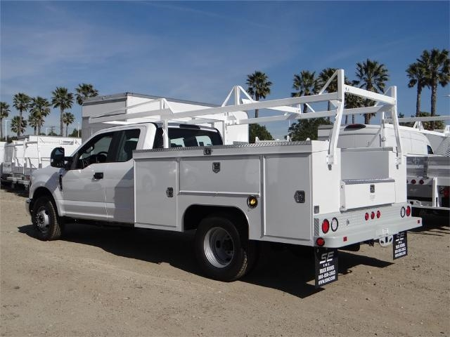 2018 F-350 Super Cab DRW 4x2,  Scelzi Service Body #FJ1837 - photo 2