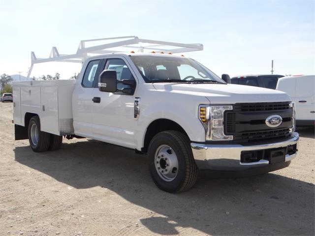 2018 F-350 Super Cab DRW 4x2,  Scelzi Service Body #FJ1837 - photo 6