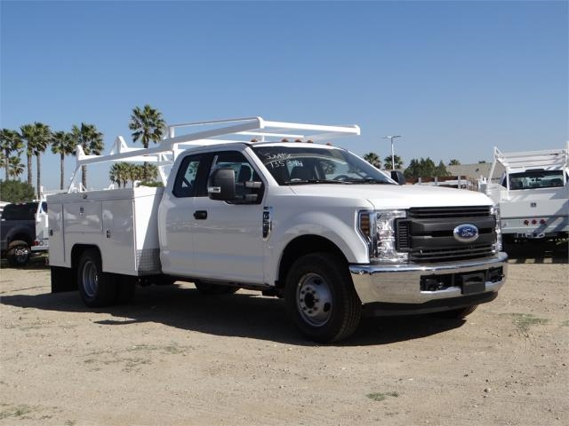 2018 F-350 Super Cab DRW 4x2,  Scelzi Service Body #FJ1893 - photo 6