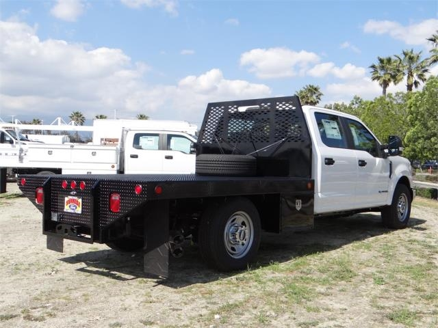 2018 F-350 Crew Cab, Scelzi Flatbed #FJ1918 - photo 4