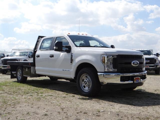 2018 F-350 Crew Cab, Scelzi Flatbed #FJ1918 - photo 6