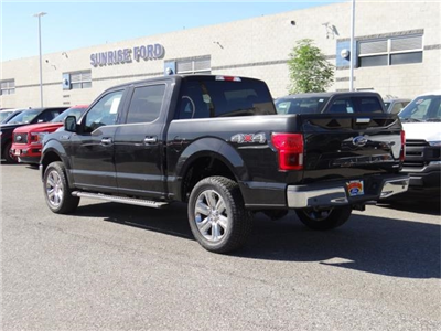 2018 F-150 SuperCrew Cab 4x4,  Pickup #FJ1940DT - photo 2