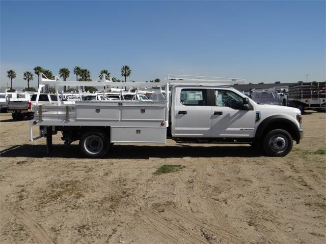 2018 F-450 Crew Cab DRW, Scelzi Contractor Body #FJ1957 - photo 5