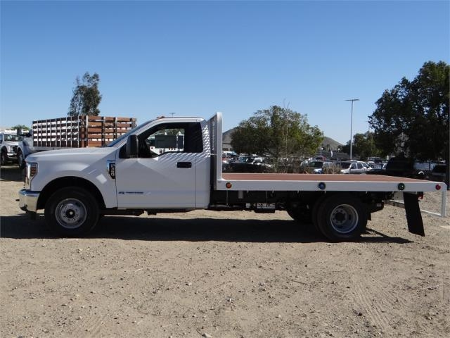 2018 F-350 Regular Cab DRW 4x2,  Scelzi Flatbed #FJ1988 - photo 3