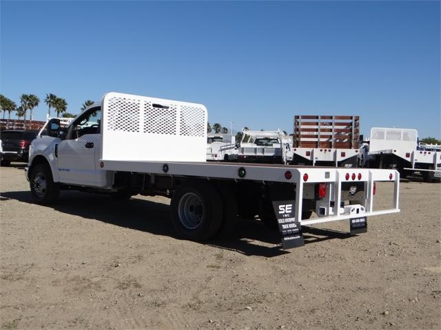 2018 F-350 Regular Cab DRW 4x2,  Scelzi Flatbed #FJ1988 - photo 2