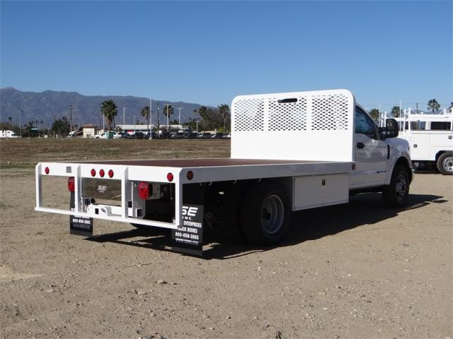 2018 F-350 Regular Cab DRW 4x2,  Scelzi Flatbed #FJ1988 - photo 4