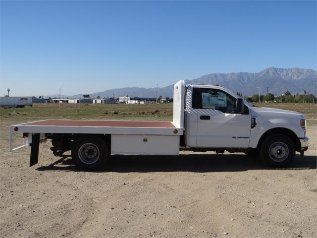 2018 F-350 Regular Cab DRW 4x2,  Scelzi Flatbed #FJ1988 - photo 5