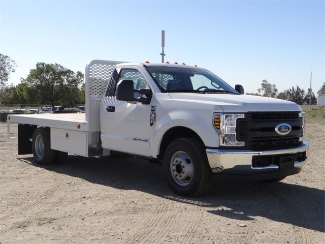 2018 F-350 Regular Cab DRW 4x2,  Scelzi Flatbed #FJ1988 - photo 6