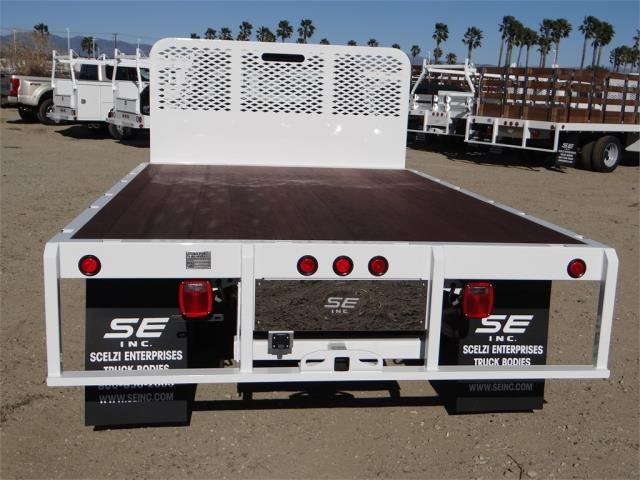 2018 F-350 Regular Cab DRW, Scelzi Flatbed #FJ1988 - photo 9