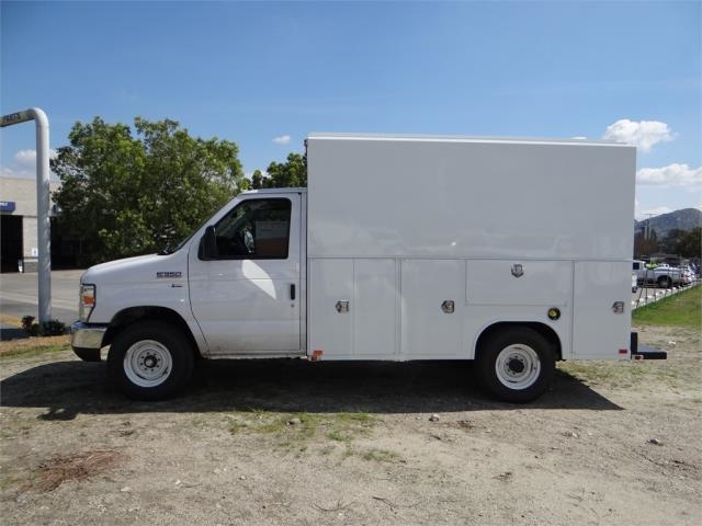 2018 E-350, Harbor Service Utility Van #FJ2050 - photo 3