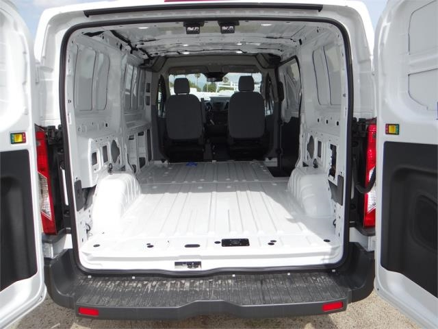 2018 Transit 150 Low Roof 4x2,  Empty Cargo Van #FJ2076 - photo 2
