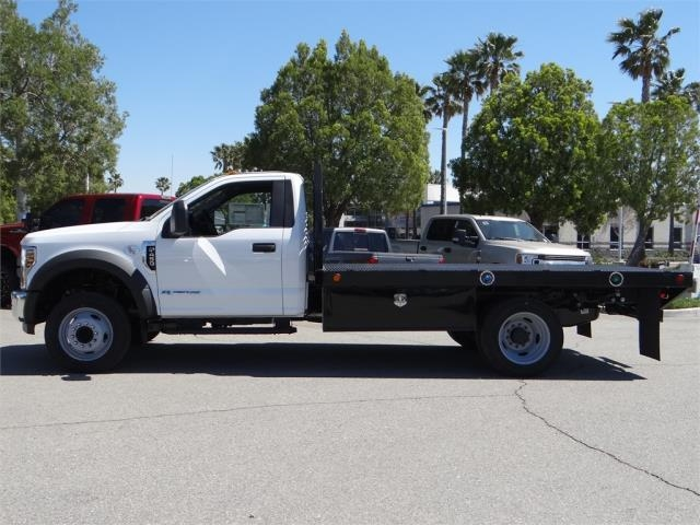 2018 F-450 Regular Cab DRW, Scelzi Contractor Body #FJ2082 - photo 3