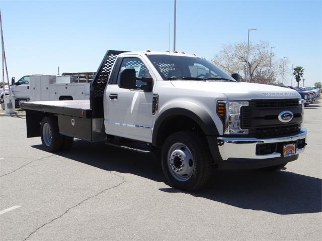 2018 F-450 Regular Cab DRW, Scelzi Contractor Body #FJ2082 - photo 6