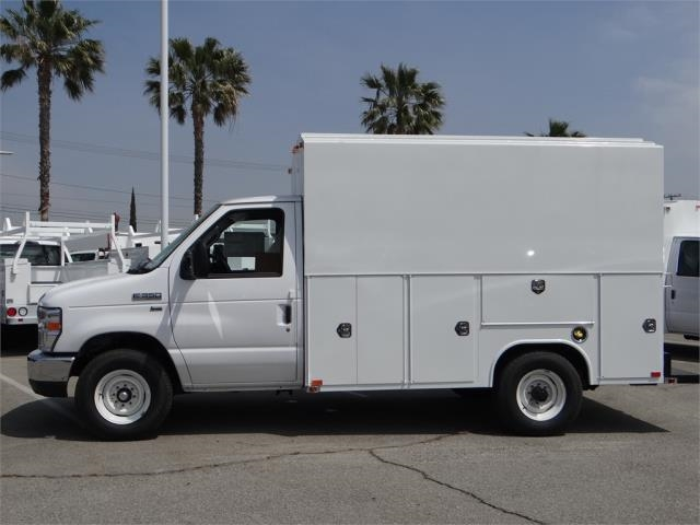 2018 E-350, Harbor Service Utility Van #FJ2116 - photo 3