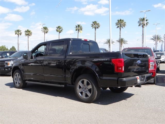 2018 F-150 SuperCrew Cab 4x2,  Pickup #FJ2153DT - photo 2