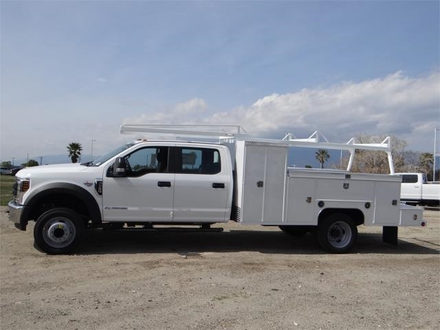 2018 F-550 Crew Cab DRW, Scelzi Welder Body #FJ2174 - photo 3